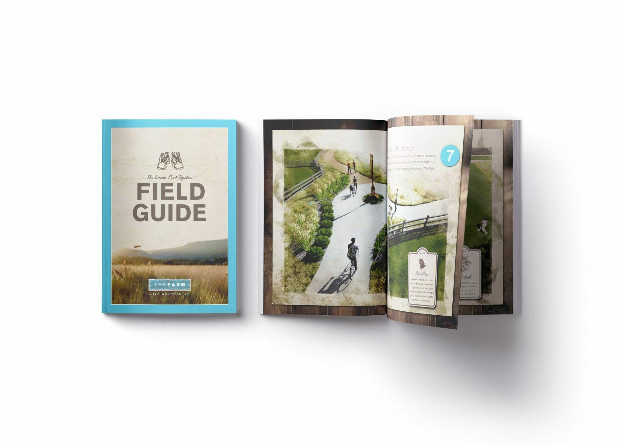 The Farm Field Guide Brochure