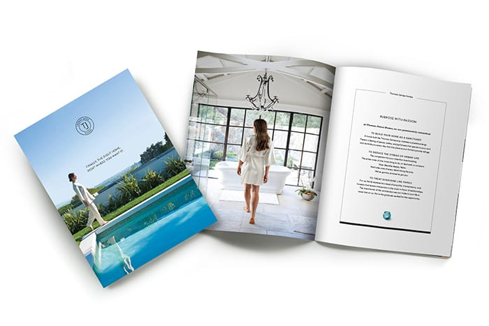 milesbrand thomas james homes brochure
