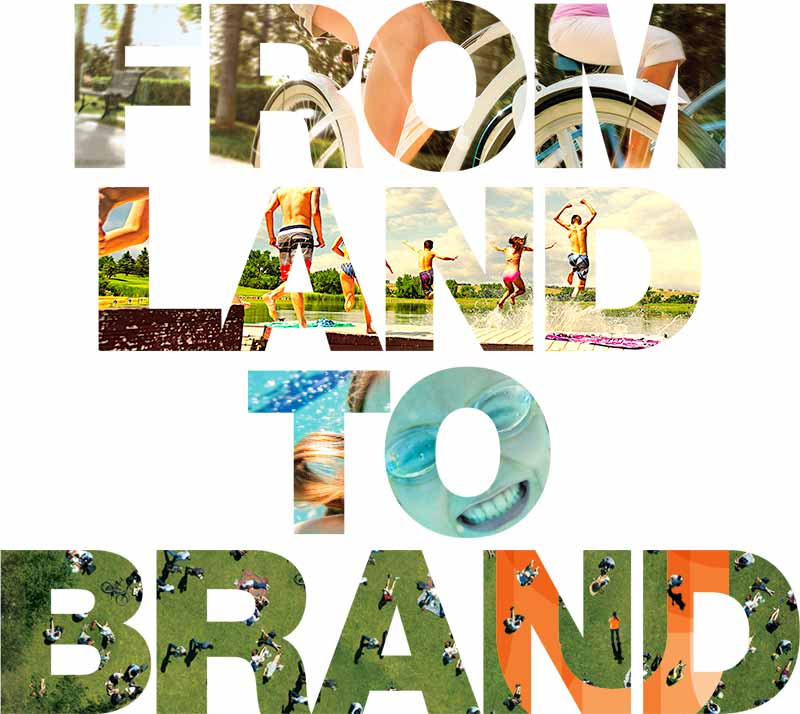 From Land To Brand