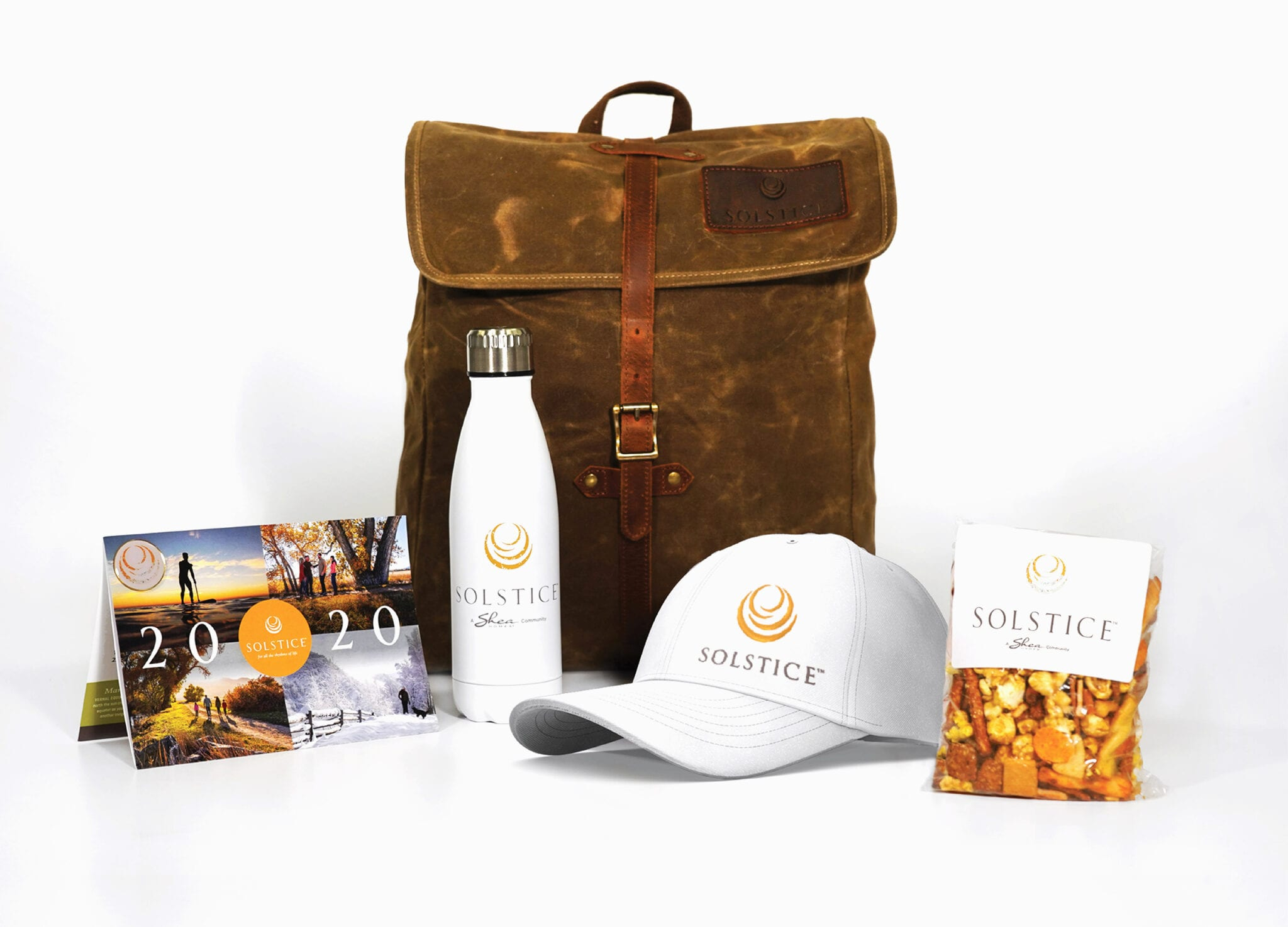 Solstice Bag and Accessories