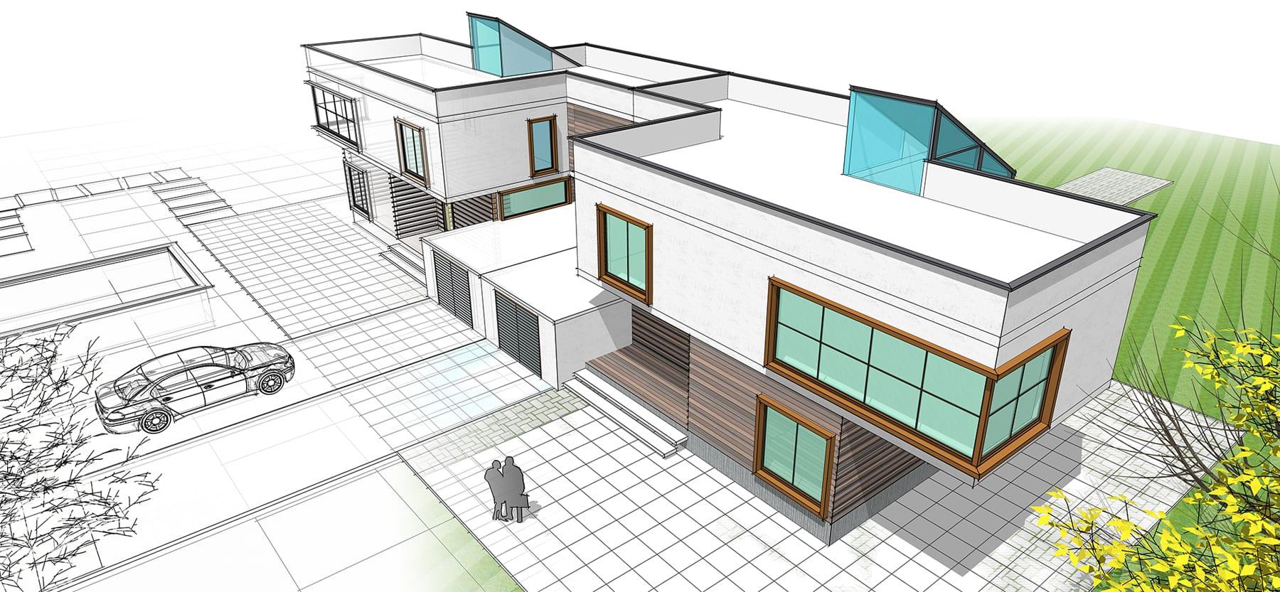 3D Renderings Home Builder